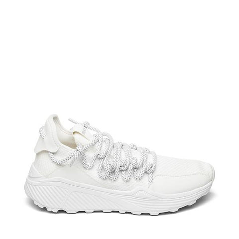 SOLATICE WHITE CHUNKY SNEAKERS