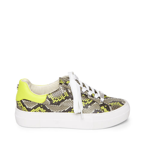 MERGER CITRON MULTI (SNAKE) SNEAKERS