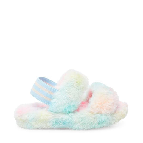 JCLOUD MULTI FLUFFY SLIDERS