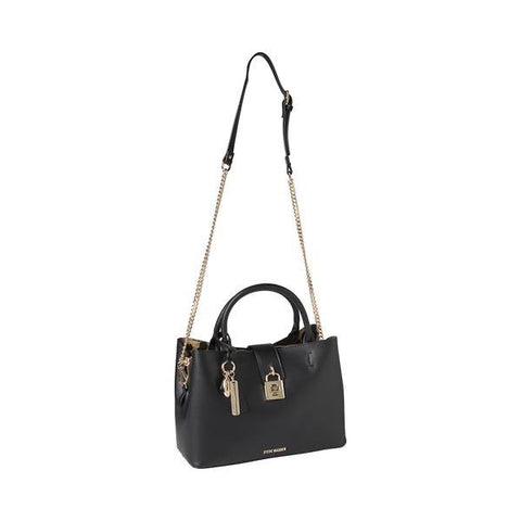 BKESSLER BLACK TOTE BAG