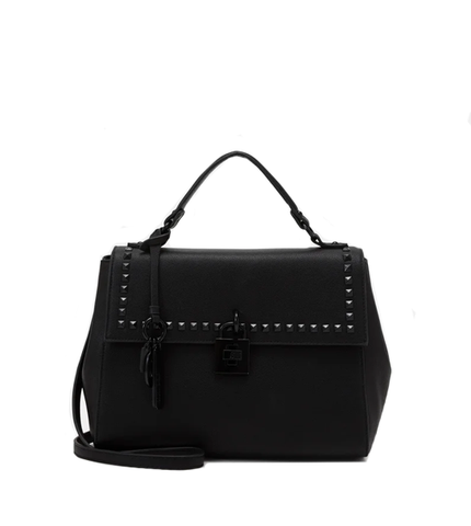BLEXXY BLACK TOTE BAG