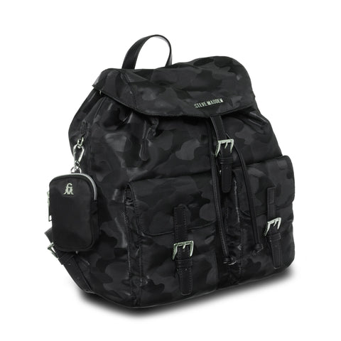 BTHROBAK BLACK CAMO BACKPACK