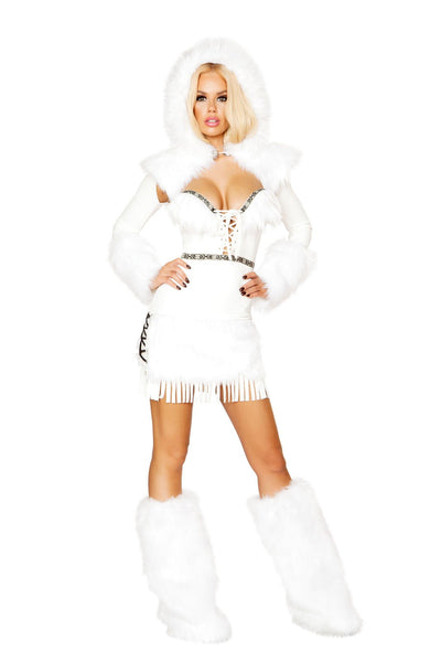 10118 - Confidential Society 2pc Eskimo Beauty Costume