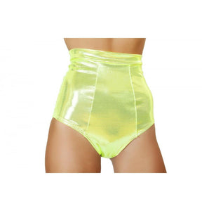 SH3124 Yellow Shorts - Roma Costume Shorts - 1