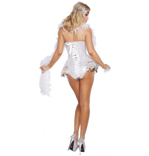 4622 2pc Flirty Flapper - Roma Costume Costumes,New Products,New Arrivals - 2