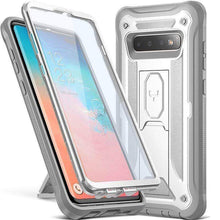 Load image into Gallery viewer, Full-Body Rugged Cover WITH Built-in Screen Protector For Samsung