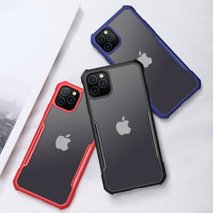 2020 All New Edition Armor  Shockproof Protective Case For iPhone(with ring)