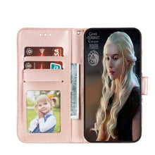 Load image into Gallery viewer, Multifunctional Flip Card Wallet Phone Case for LG Stylo 4