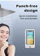 Load image into Gallery viewer, IP68 Bathroom Suction Cup Waterproof Anti-Fog Case For iPhone&Samsung