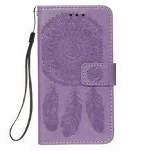 Load image into Gallery viewer, Dream Catcher Printing Flip Leather Case For Samsung Galaxy A51