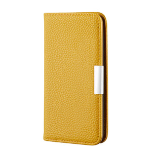 2020 New Lychee Pattern Leather Wallet Phone Case for iPhone 11