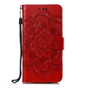 Multifunctional Flip Card Wallet Phone Case for iPhone