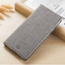Load image into Gallery viewer, New Fabric Leather Phone Case For iPhone