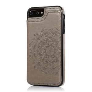 2020 New Style Luxury Wallet Cover For iPhone 7 Plus / 8 Plus