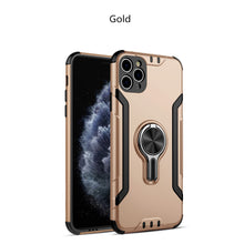 Load image into Gallery viewer, 2020 mobile phone shell case with ring bracket for iPhone