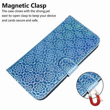 Load image into Gallery viewer, Luxury Shining Sequin Wallet Cover For Samsung