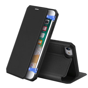 2020 Built-in Magnet 360 Full Protection Flip Stand Cover Case For iPhone