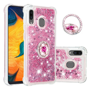 2020 Luxury Glitter Diamond Ring Case for Samsung
