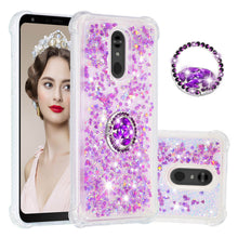 Load image into Gallery viewer, 2020 Luxury Glitter Diamond Ring Case for LG