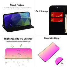 Load image into Gallery viewer, 2020 Mirror Surface Leather Wallet Case For MOTO