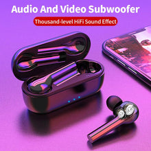 Load image into Gallery viewer, Luxury High Quality TWS wireless Bluetooth Sport Earbuds