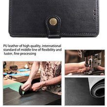 Load image into Gallery viewer, New Luxury Round Buckle Wallet Phone Case For Samsung A11