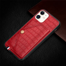 Load image into Gallery viewer, High Quality Multifunctional Wallet Case For iPhone