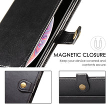Load image into Gallery viewer, New Luxury Round Buckle Wallet Phone Case For Samsung S20 Ultra