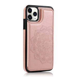 2020 New Style Luxury Wallet Cover For iPhone 11 Pro