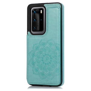 2020 New Style Luxury Wallet Cover For HUAWEI Series