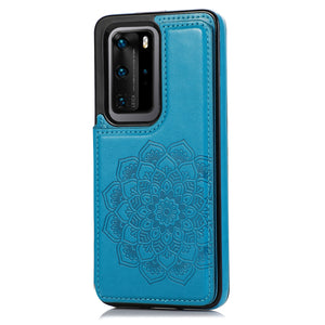 2020 New Style Luxury Wallet Cover For HUAWEI