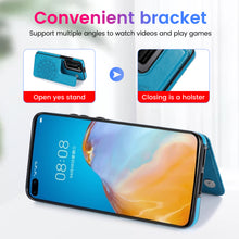 Load image into Gallery viewer, 2020 New Style Luxury Wallet Cover For HUAWEI Series
