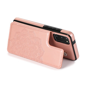 2020 New Style Luxury Wallet Cover For Samsung S20