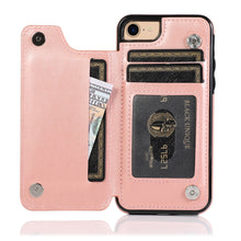 Load image into Gallery viewer, 2020 New Style Luxury Wallet Cover For iPhone 7 / 8
