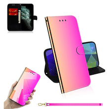 Load image into Gallery viewer, New Mirror Surface Leather Wallet Case For MOTO