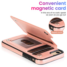 Load image into Gallery viewer, 2020 New Style Luxury Wallet Cover For iPhone 6S