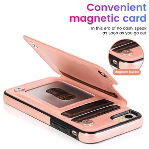 2020 New Style Luxury Wallet Cover For iPhone 6S