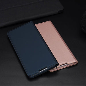 2021 Upgraded Skin-like Touch Flip Wallet Phone Case For Samsung S20 Series