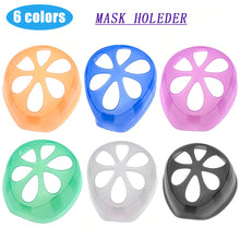 Load image into Gallery viewer, Silicone Soft 3D Mask Protective Bracket