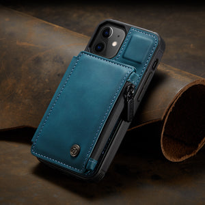 2021 New Luxury Multifunctional Wallet Phone Case For iPhone