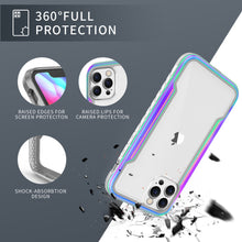 Load image into Gallery viewer, Upgraded Military Metal Anti-fall Mobile Phone Case For iPhone