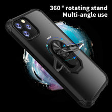 Load image into Gallery viewer, 2020 Ultra Thin 2-in-1 Four-Corner Anti-Fall Sergeant Acrylic Case For iPhone