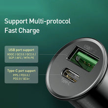 Load image into Gallery viewer, USB Quick Charge Car Charger