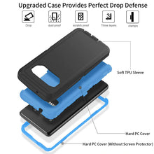 Load image into Gallery viewer, Luxury Heavy Duty Armor Shockproof Case