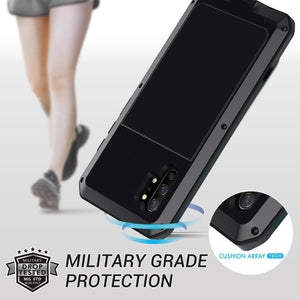 Luxury Doom Armor Waterproof Metal Aluminum Phone Case For Samsung