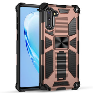 Luxury Armor Shockproof With Ring Kickstand  For SAMSUNG