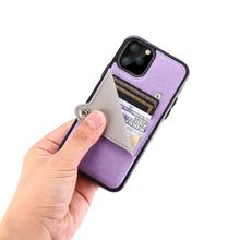 Load image into Gallery viewer, 2020 4 IN 1 Luxury Leather Card slot Case For iPhone