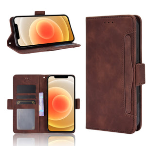 Luxury Multi-Card Slots Wallet Flip Cover For Samsung A11
