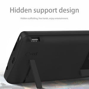Luxury Charging Extended Battery Holder Phone Case For Samsung