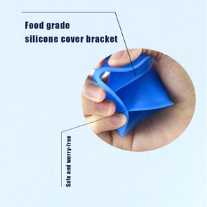 Silicone Soft 3D Mask Protective Bracket